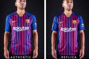 تصویر لباس هوادار و بازیکن بارسلونا