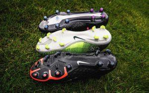 کفش فوتبال زمین چمن طبیعی