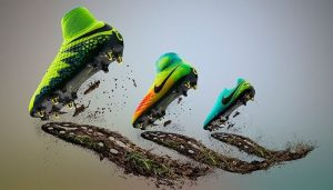 کفش فوتبال استوک زمین چمن