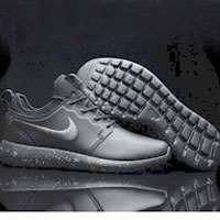 کفش کتانی رانینگ نایک nikelab roshe two leather prm 876521-009