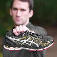 'کتانی رانینگ آسیکس ژل        Asics Gel Kayano 20 '
