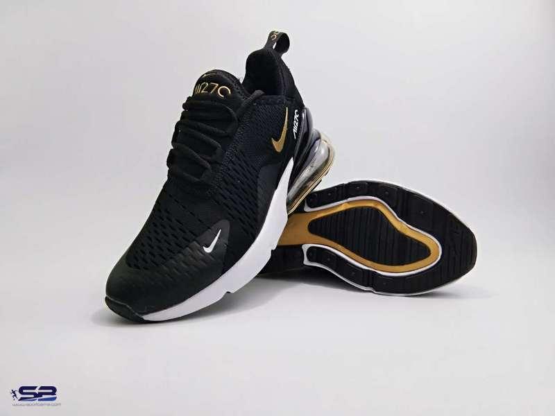watch 53c1e 774c2 خرید کفش-کفش رانینگکفش کتانی رانینگ نایک ایرمکس 270 Nike Air Max 270 Black  Gold