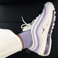 'کتانی رانینگ نایک ایر مکس 97     Nike Air Max 97 White Purple'