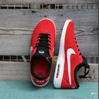 کتانی رانینگ نایک ایر مکس واپر      Nike Air Max Bruin Vapor Red white