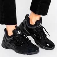 کفش کتانی رانینگ ریباک   Reebok Black shoes AD1868