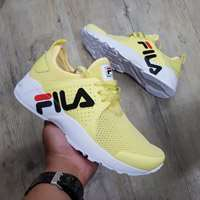 کتانی رانینگ فیلا زرد       Fila Mind Zero Dama yellow