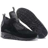 کفش کتانی ساقدار نایک اسنیکربوت nike air max 90 sneaker boot 684714-016