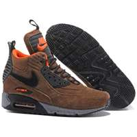 کفش کتانی ساقدار نایک اسنیکربوت nike air max sneaker boot 684714-020