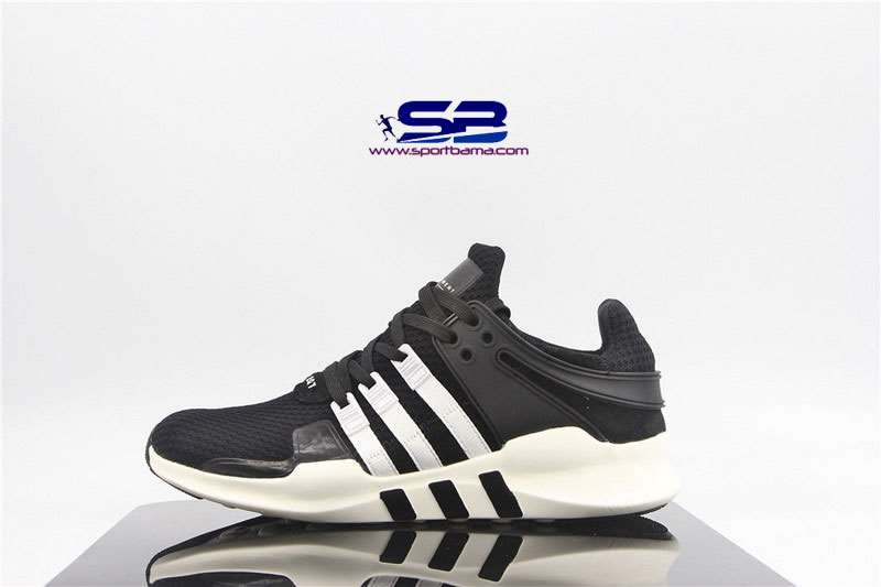 خرید  کفش-کفش رانینگکفش کتانی ادیداس اکویپمنت  adidas eqt support 93 primeknit black white s81490