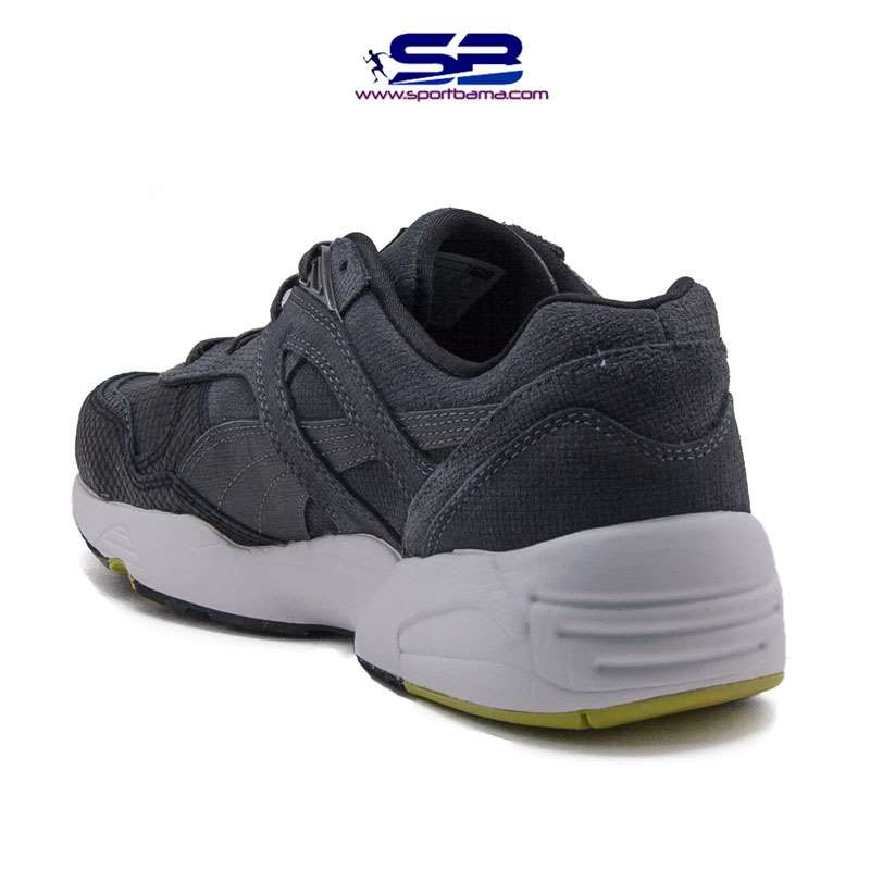 خرید  کفش-کفش رانینگکفش کتانی رانینگ پوما   running shoes puma R698 grid Q4 black trinomic 359538-03